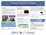Fluency Assistance Device by Michael D. Jenkins, Larry A. Vega, Corey Bean, Jacob R. Cornwell, Lydia Reber, and Arrington Register
