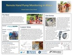 Remote Hand Pump Monitoring in Africa by Cory D. Brubaker, Amada H. Issis, Evan Freed, Daniel J. Labrie, and Josiah J. McCarthy