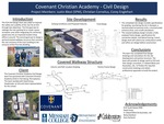 Covenant Christian Academy - Civil Design by Justin M. Blest, Christian A. Cornelius, and Corey B. Englehart