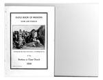 1930 Handbook of Missions