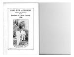 1936 Handbook of Missions