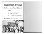 1941 Handbook of Missions