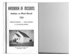 1944 Handbook of Missions