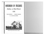1946 Handbook of Missions