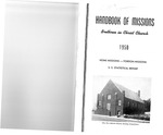 1950 Handbook of Missions
