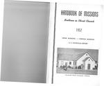 1952 Handbook of Missions