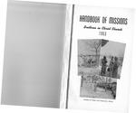 1953 Handbook of Missions