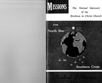 1954 Handbook of Missions by Brethren in Christ Church and C.W. Boyer