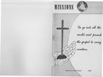 1960 Handbook of Missions by Brethren in Christ Church
