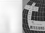 1963 Handbook of Missions by Brethren in Christ Church