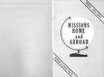 1964 Handbook of Missions by Brethren in Christ Church