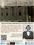 Educational Reform in the Old Eighth Ward - With biography of William Howard Day by Drew Hermeling and Digital Harrisburg