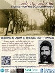 Seeking Shalom in the Old Eighth Ward - With biography of Dr. Rabbi Nachman Heller