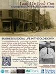 Business and Social Life in the Old Eighth Ward - With biography of Colonel W. Strothers by Drew Hermeling and Digital Harrisburg
