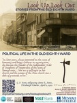 Political Life in the Old Eighth Ward - With Biography of Anne Amos by Drew Hermeling and Digital Harrisburg