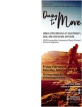 Daring to Move: Dance Explorations of Uncertainty, Risk, and Emotional Exposure - February 2020